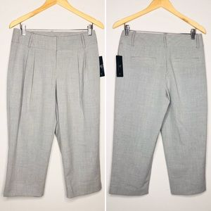 Worthington Grey Capri Dress Pants in Sz 4